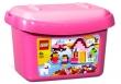 LEGO Caja de Bloques Rosada