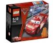 LEGO Cars 2 El Rayo McQueen en Radiator Springs
