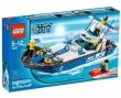 LEGO City Barco Policía