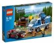 LEGO City Camioneta de Perros Policía
