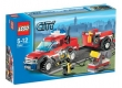LEGO City Camioneta de Rescate con Remolque