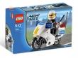 LEGO City Motocicleta de la Policía