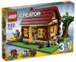 LEGO Creator Log Cabin
