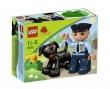 LEGO Duplo Agente de Policía