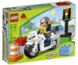 LEGO Duplo Moto de Policía