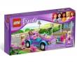 LEGO Friends El Fantástico Convertible de Stephanie