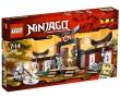 LEGO Ninjago Dojo de Spinjitsu