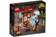 LEGO Ninjago Movie Área de Entrenamiento Spinjitzu