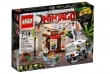 LEGO Ninjago Movie Persecución en Ciudad de Ninjago