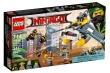 LEGO Ninjago Movie Bombardero Mantarraya