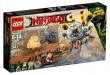 LEGO Ninjago Movie Submarino-Medusa Volador