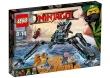 LEGO Ninjago Movie Guerrero Acuático