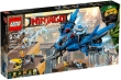LEGO Ninjago Movie Jet del Rayo