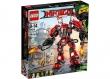 LEGO Ninjago Movie Robot del Fuego