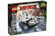 LEGO Ninjago Movie Tanque del Hielo