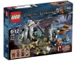 LEGO Piratas del Caribe Isla De Muerta