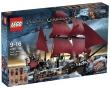 LEGO Piratas del Caribe La Venganza de la Reina Ana