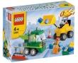 LEGO Road Construction Building Set