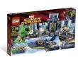 LEGO Super Heroes La Fuga de Hulk del Helitransporte