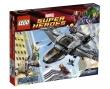 LEGO Super Heroes Combate Aéreo en el Quinjet