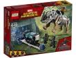LEGO Super Heroes Duelo contra Rhino Junto a la Mina