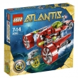 LEGO Atlantis Typhoon Turbo Sub