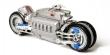 Moto 1:18 Dodge Tomahawk Concept