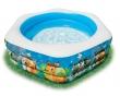 """75"""" x 70"""" x 24""""  Disney Swim Center Inflatable Pool"""