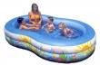 "103"" x 63"" x 18"" Paradise Lagoon Inflatable Pool"