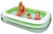 "103"" x 69"" x 22"" Family Swim Center Inflatable Pool"