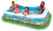 "120"" x 72"" x 22"" Family Swim Center Sunfish Inflatable Pool"