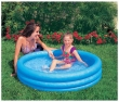 "Piscina Inflable 45"" x 10"" Crystal Blue"