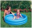 "45"" x 10"" Crystal Blue Inflatable Pool"