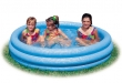 "Piscina Inflable 58"" x 13"" Crystal Blue"