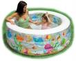 """60"""" x 22"""" Aquarium Inflatable Pool"""