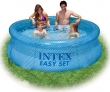 "Piscina Inflable Easy Set 8' x 30"" Clearview"