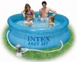 """Piscina Inflable Easy Set 8' x 30"""" Clearview con Bomba Filtro"""