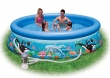 "Piscina Inflable Easy Set 10' x 30"" Ocean Reef con Bomba Filtro"