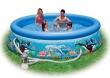 "10' x 30"" Ocean Reef Easy Set Inflatable Pool with Filter Pump"