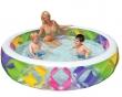 "Piscina Inflable 90"" x 22"" Pinwheel Swim Center"