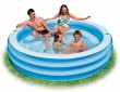 "Piscina Inflable 80"" x 22"" Circular Swim Center Blue"
