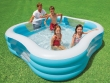 "Piscina Inflable 90"" x 90"" x 22"" Swim Center Family"