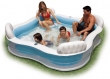 "Piscina Inflable 90"" x 90"" x 26"" Swim Center Family"