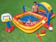 "Piscina Inflable 133"" x 79"" x 46"" Sports Play Center"