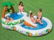 """120"""" x 78"""" x 53"""" Jungle Play Center Inflatable Pool"""