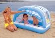 "64"" x 44"" x 40"" Shady Beach Baby Inflatable Pool"