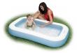 "65½"" x 39½"" x 11"" Rectangular Baby Inflatable Pool"