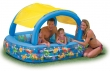 """Piscina Inflable 63½"""" x 63½"""" x 45"""" Sun Shade"""