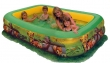 "Piscina Inflable 103"" x 69"" x 22"" Disney Animales Swim Center"