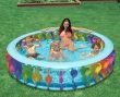 """Piscina Inflable 90"""" x 22"""" Color Whirlpool Swim Center"""